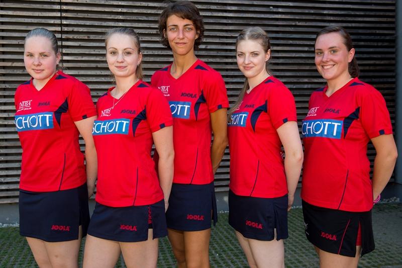 Nach 2 Jahren in Liga 3 steigen die SCHOTT-Damen in die Regionalliga ab!