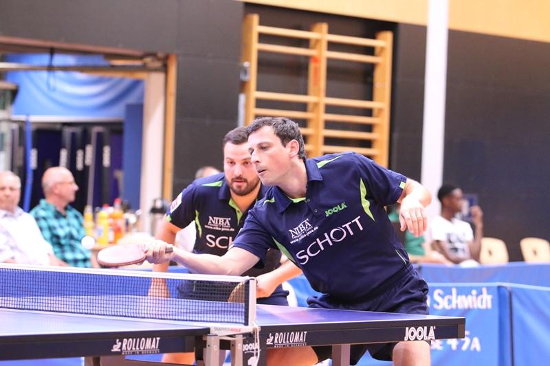 Letzter Heimauftritt für Nico Stehle und Marko Petkov!