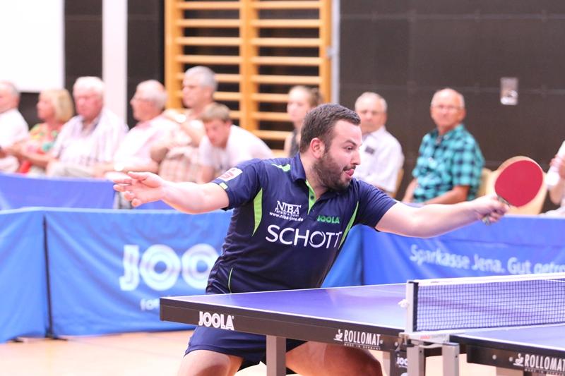 Marko Petkov war mit 2,5 Punkten erfolgreichster Jenaer!