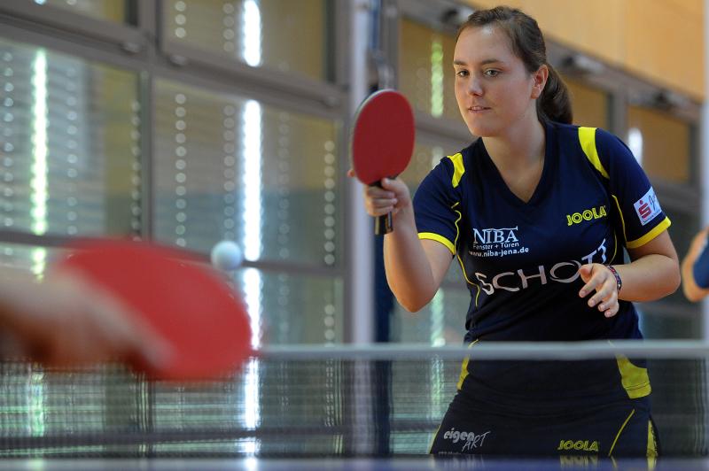 Marija Jadreskos zwei Einzelsiege konnten die Niederlage nicht verhindern!