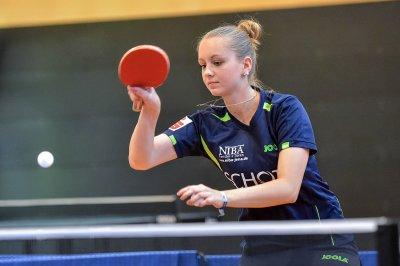 Sophie Schädlich war in Einzel und Doppel erfolgreich in Chemnitz!
