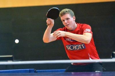 Philipp Tresselt verbuchte zwei Einzelsiege!