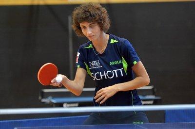 Anna Baklanova wusste mit drei Siegen zu gefallen!