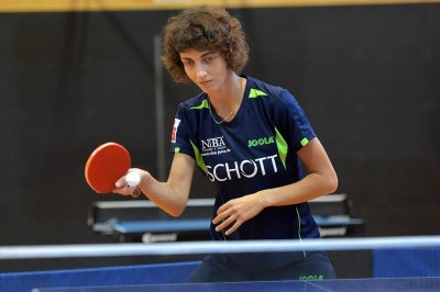 2.5 Punkte von Spitzenspielerin Anna Baklanova reichten nicht zum Unentschieden!