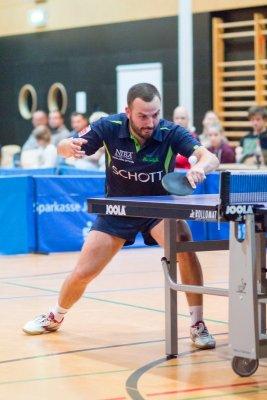 Marko Petkov blieb in Einzel wie Doppel unbesiegt!