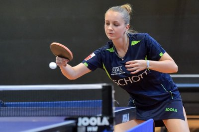 Sophie Schädlich bezwang Franzi Lasch zum 5. Punkt!