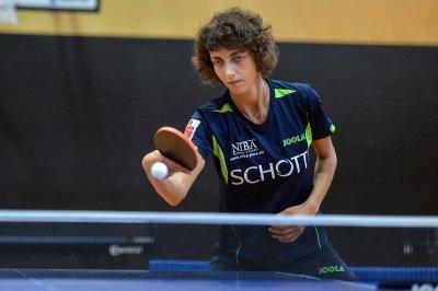 Anna Baklanova siegte im Doppel und Einzel!