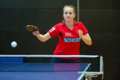 Sophie Schädlich wusste mit zwei Einzelsiegen zu gefallen!