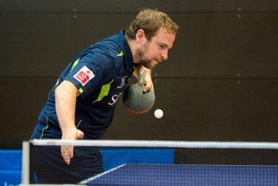 Neuzugang Mark Simpson schlägt am Wochenende gegen Gornsdorf und in Erfurt auf!