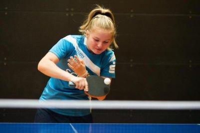 Katharina Bondarenko-Getz gewann mit elf Siegen!