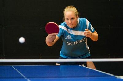 Margarita Tischenko startet beim Top 48 der Jugend!