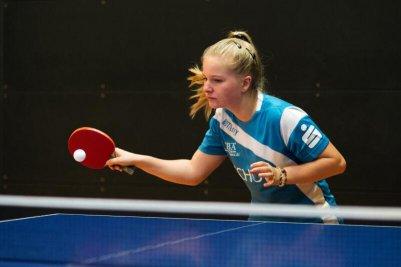 Katharina Bondarenko-Getz schlägt beim Top 24 auf!