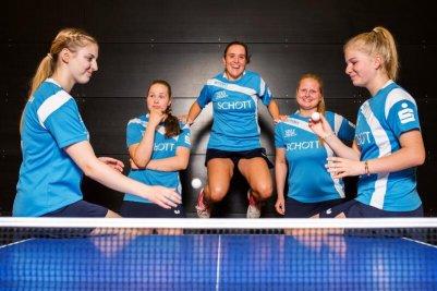 Die Damen des SV SCHOTT erwarten am 14.01. Chemnitz zum Spitzenspiel!