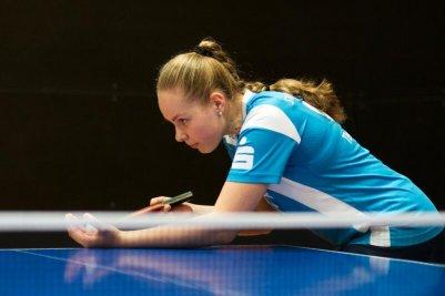 Margarita Tischenko schlägt am Wochenende in Chemnitz auf!