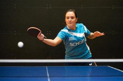 Marija Jadresko gewann zwei Einzel und ein Doppel!