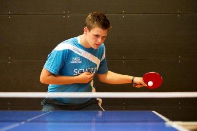 Lukas Lautsch Einzelsieg konnte die Niederlage gegen Hettstedt nicht vermeiden!