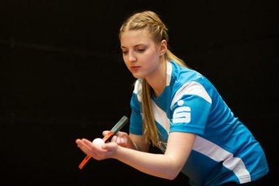 Kati Overhoff schlägt mit ihrem Team in Wilsdruff auf!