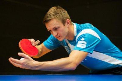 Auch Philip Schädlich schlägt bei den Vereinsmeisterschaften auf!