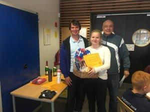 Katharina Bondarenko-Getz wurde ausgezeichnet!