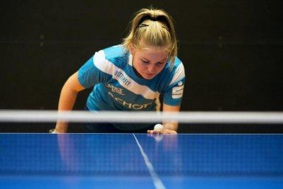 Katharina Bondarenko-Getz gelangen drei Einzelsiege!