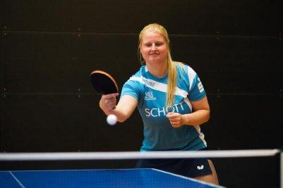 Martina Adamekova gelangen 4 Einzel- und 2 Doppelsiege am Wochenende!