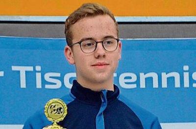Nico Müller gewann das Top 10 der Jungen!