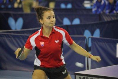 Natalia Grigelova blieb in Landshut ungeschlagen!