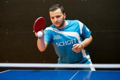 Hasan Bradei ist aktuell mit 7:0 Spielen erfolgreichster Akteur der Zweiten!