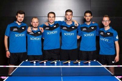 Das Team des SV SCHOTT ist am Wochenende doppelt im Einsatz!