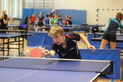 Jannick Sprengel gelang ein Doppelsieg mit Marius Marth!