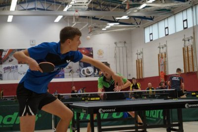 Alexander Mrowka ist am Wochenende bei den Mitteldeutschen Nachwuchsmeisterschaften am Start!