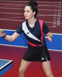 Olena Nalisnikovska kommt vom TSV Schwarzenbek!