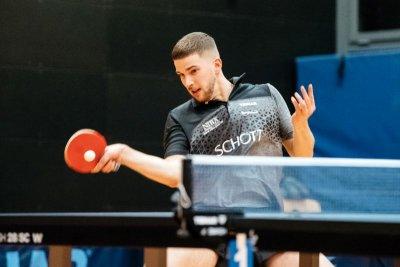 Tibor Spanik gewann am Wochenende 3 Einzel und ein Doppel!