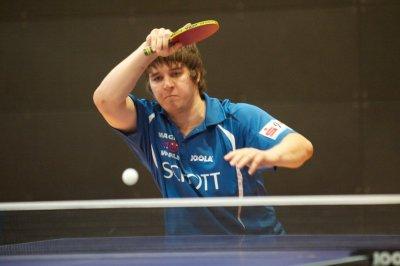 Martin Ewert in der oberen Hälfte beim Top 48