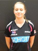 Sophie Schädlich feierte mit 3 Einzelsiegen einen gelungenen Einstand!