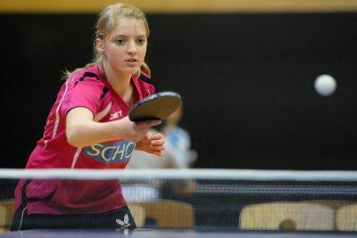 Katharina Overhoff gelangen drei Siege ohne Satzverlust!