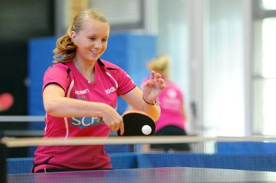 Sophie Schädlich demonstrierte mit drei Einzelsiegen ihre Stärke!